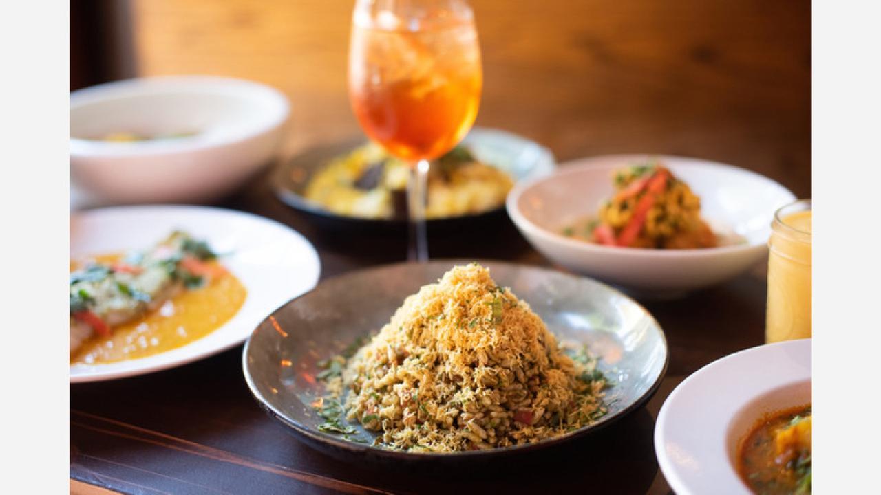 Ritu Indian Soul Food. | Photo: Kristen Loken