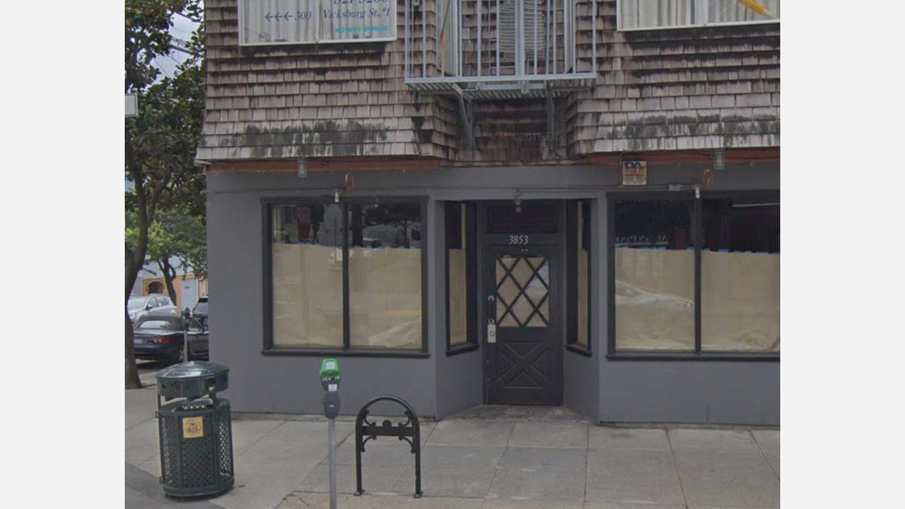 Future home of Hi-Way Burger and Fry. | Photo: Google