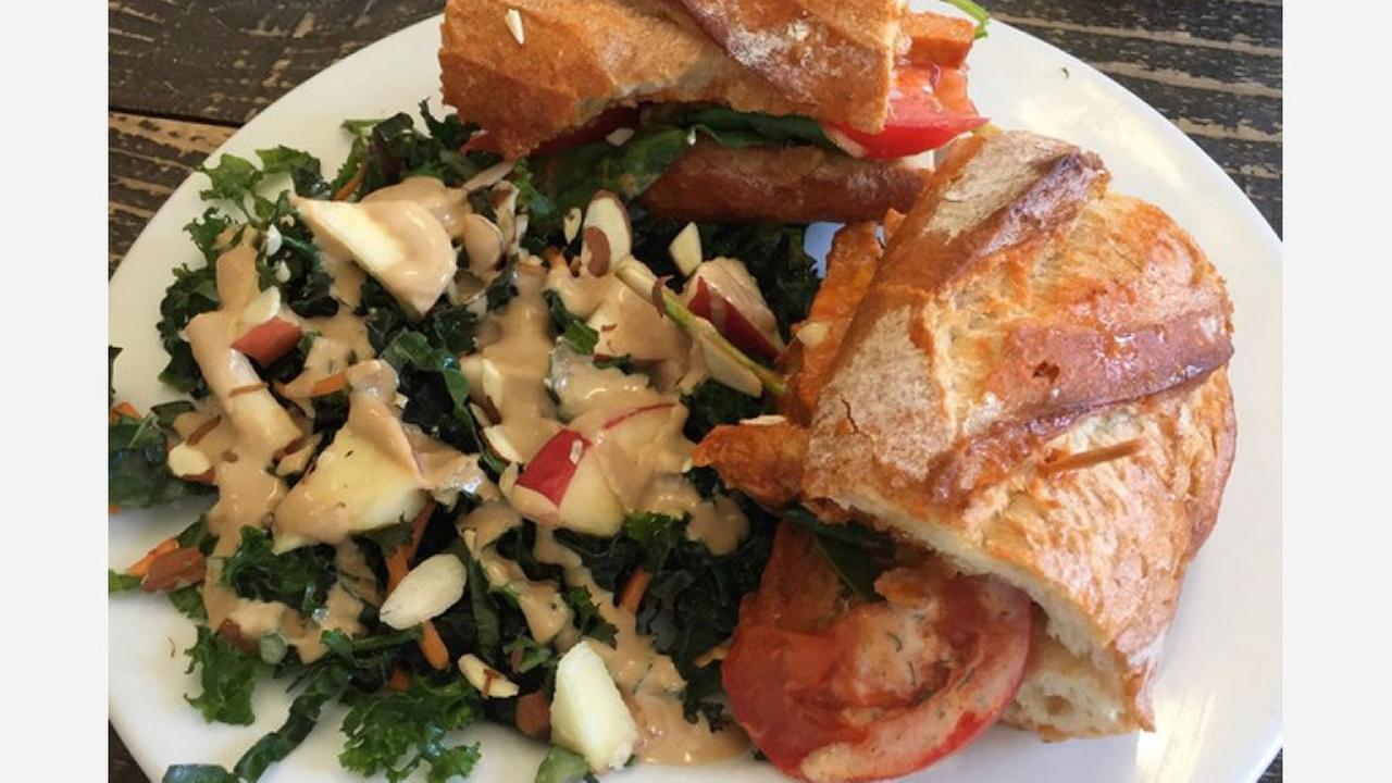 Two Mammas Vegan Kitchen.   Photo: Jocelyn T./Yelp
