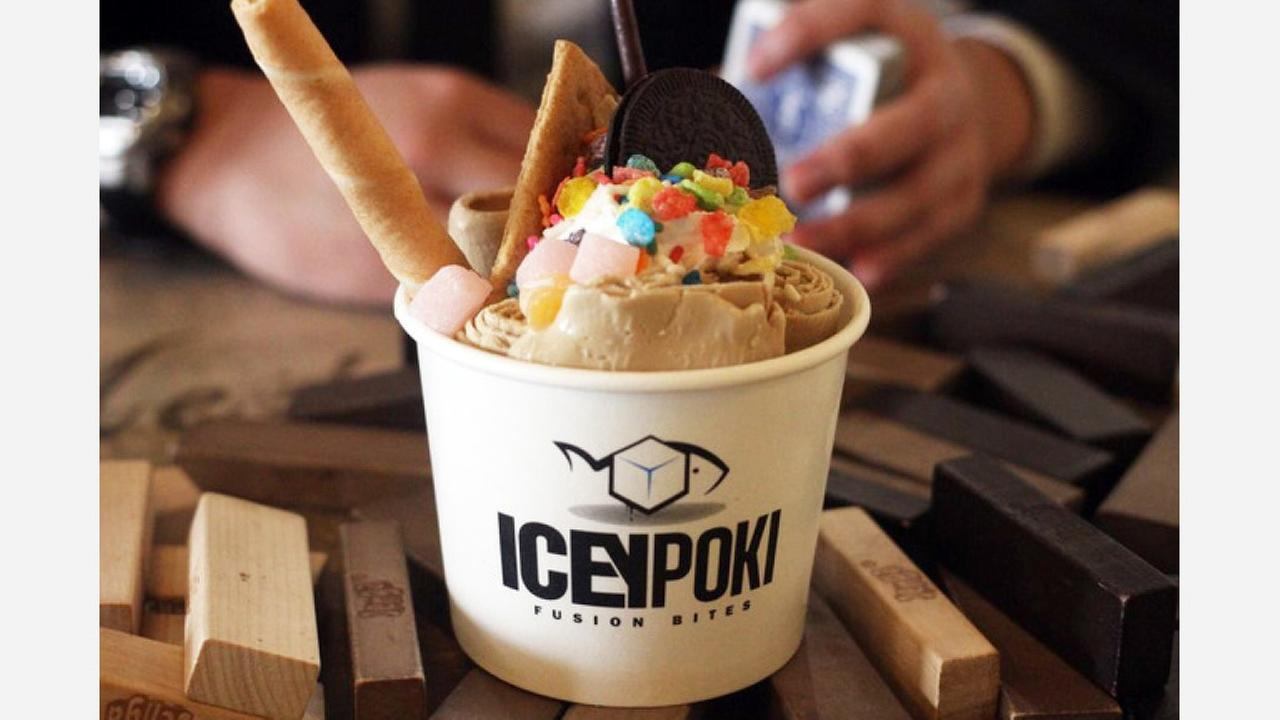 Icey Poki. | Photo: Christine T./Yelp