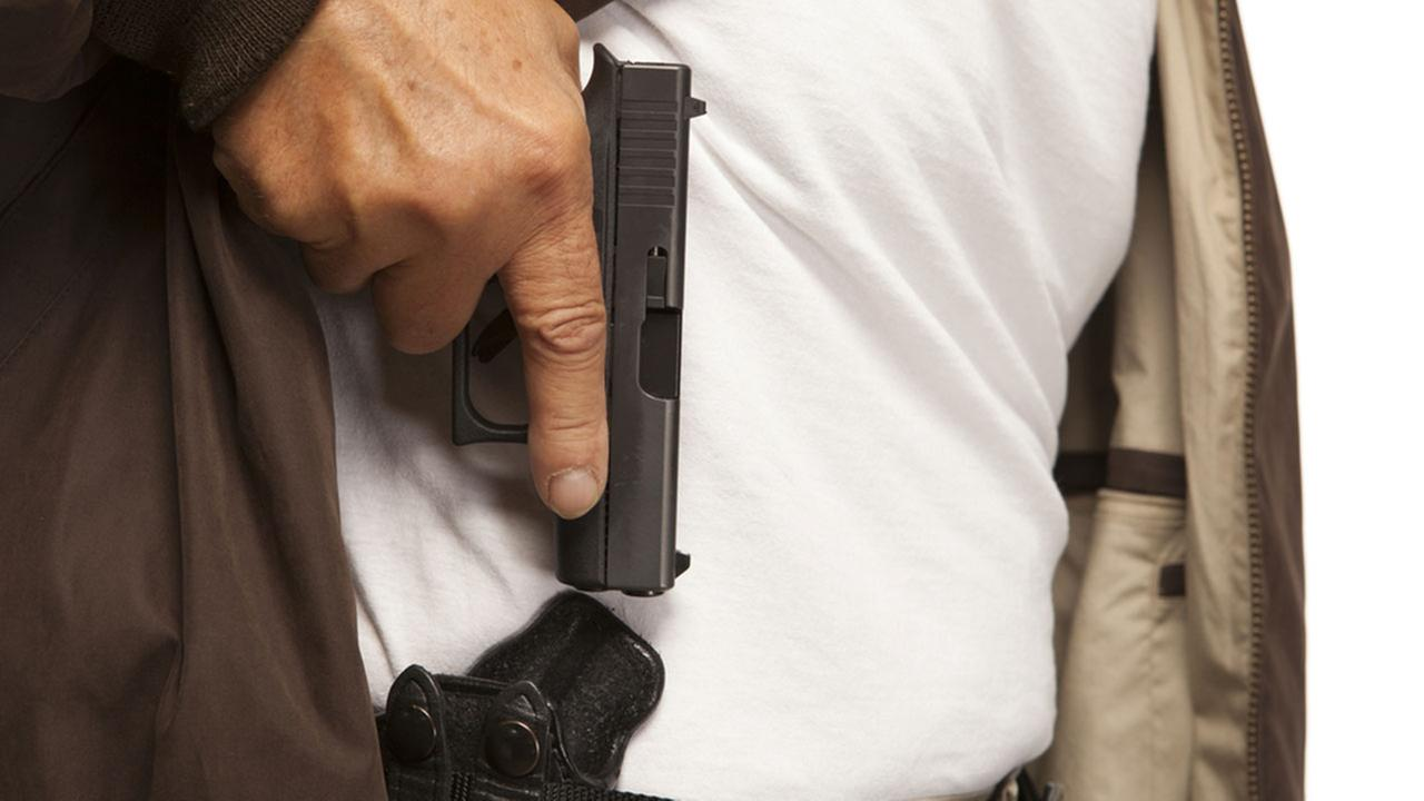 Court says people do not have right to carry concealed weapons in California