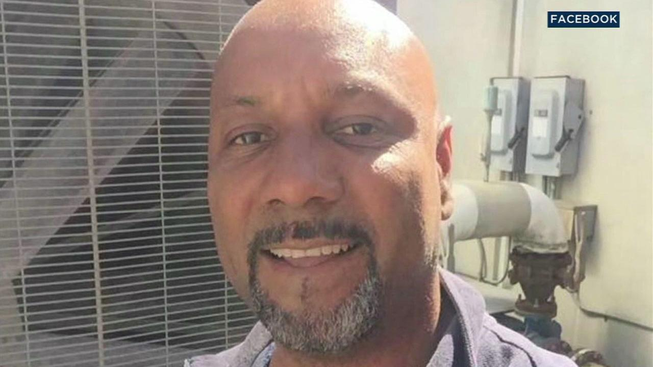 Cedric Anderson, 53, is shown in an undated photo from his Facebook account.