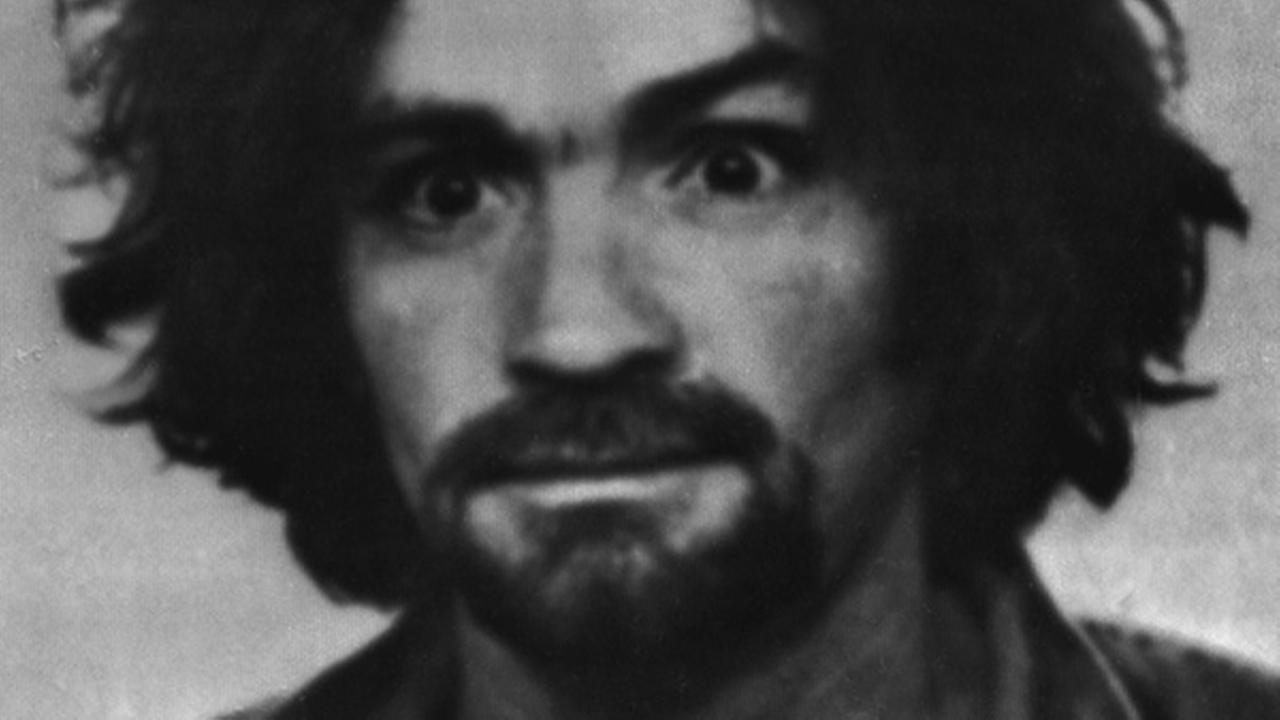 Charles Manson 1969 mugshot