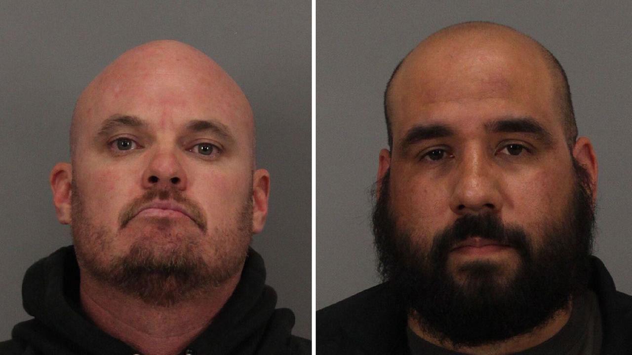Santa Clara County Sheriffs deputies arrested