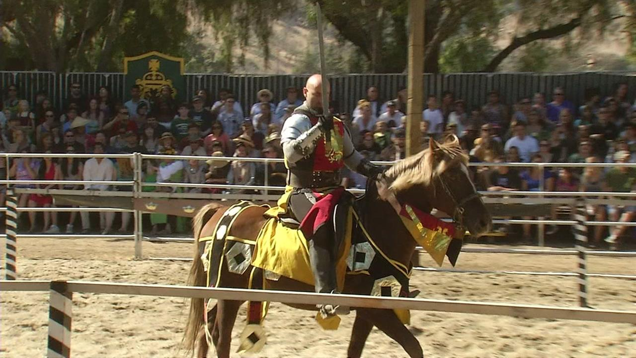 Bay Area LIFE: Go back in time at the Renaissance Faire