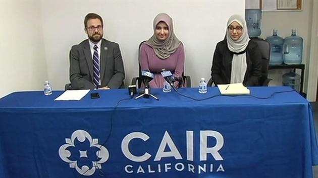 Islamic civil rights group brings bulling of Muslims to light