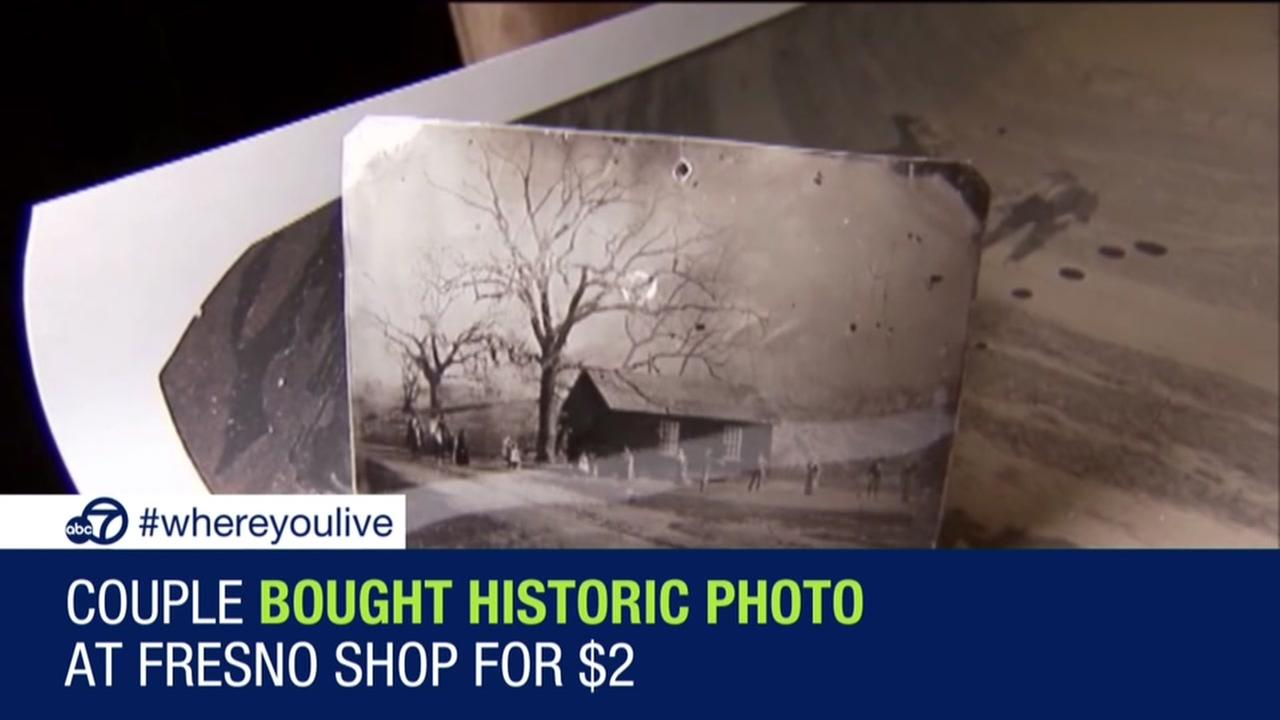 Historic photo worth millions bought for $2