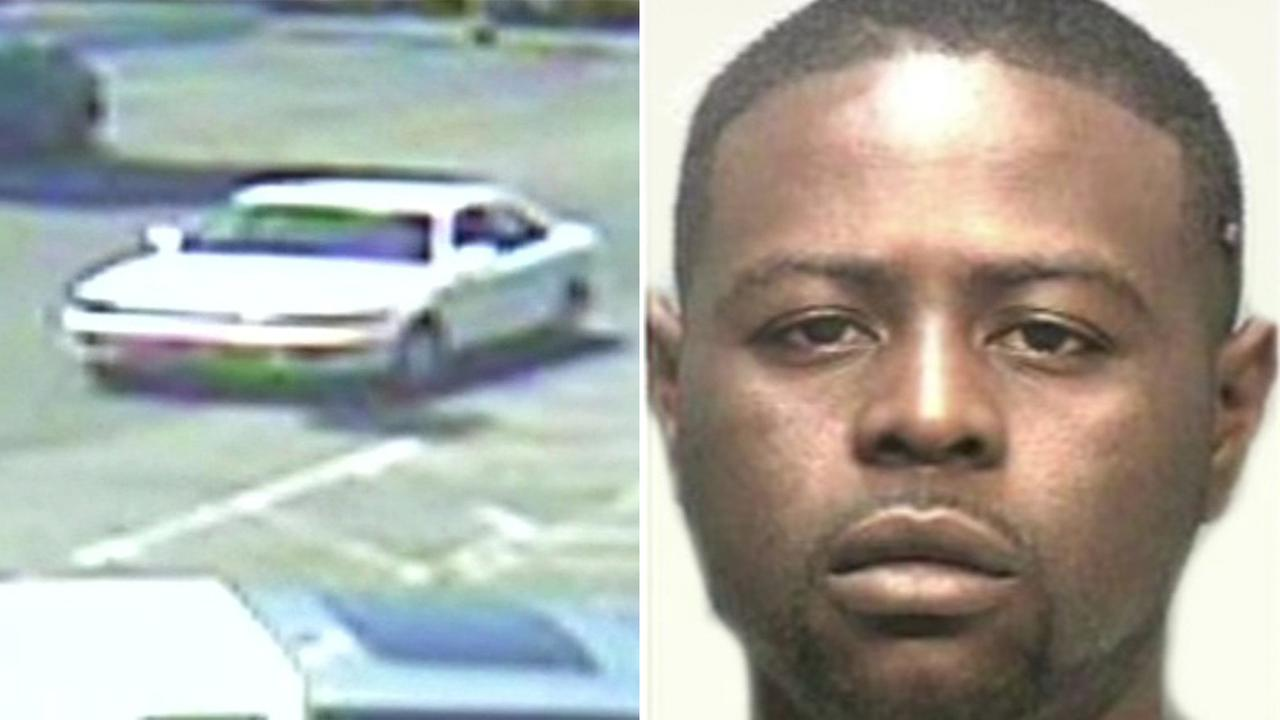 Terrance Hardy and stolen car