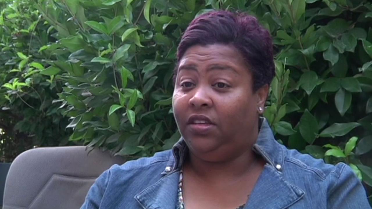 Oakland resident Kristy Piper