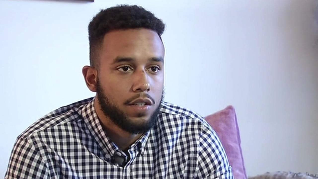 Anthony Sadler spoke to ABC7 News Nov.19, 2015 in Rancho Cordova about the most recent terror attacks.