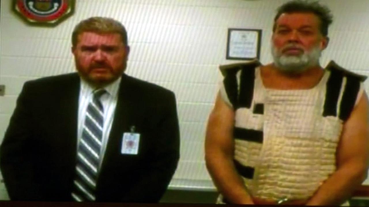 Robert Lewis Dear is seen in court on Monday, November 30, 2015.
