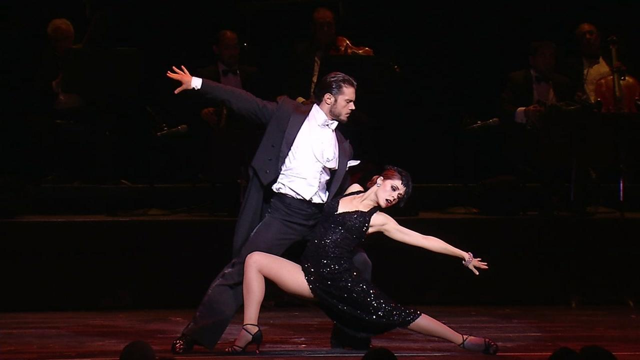 Bay Area LIFE: Spice up your holidays with Forever Tango