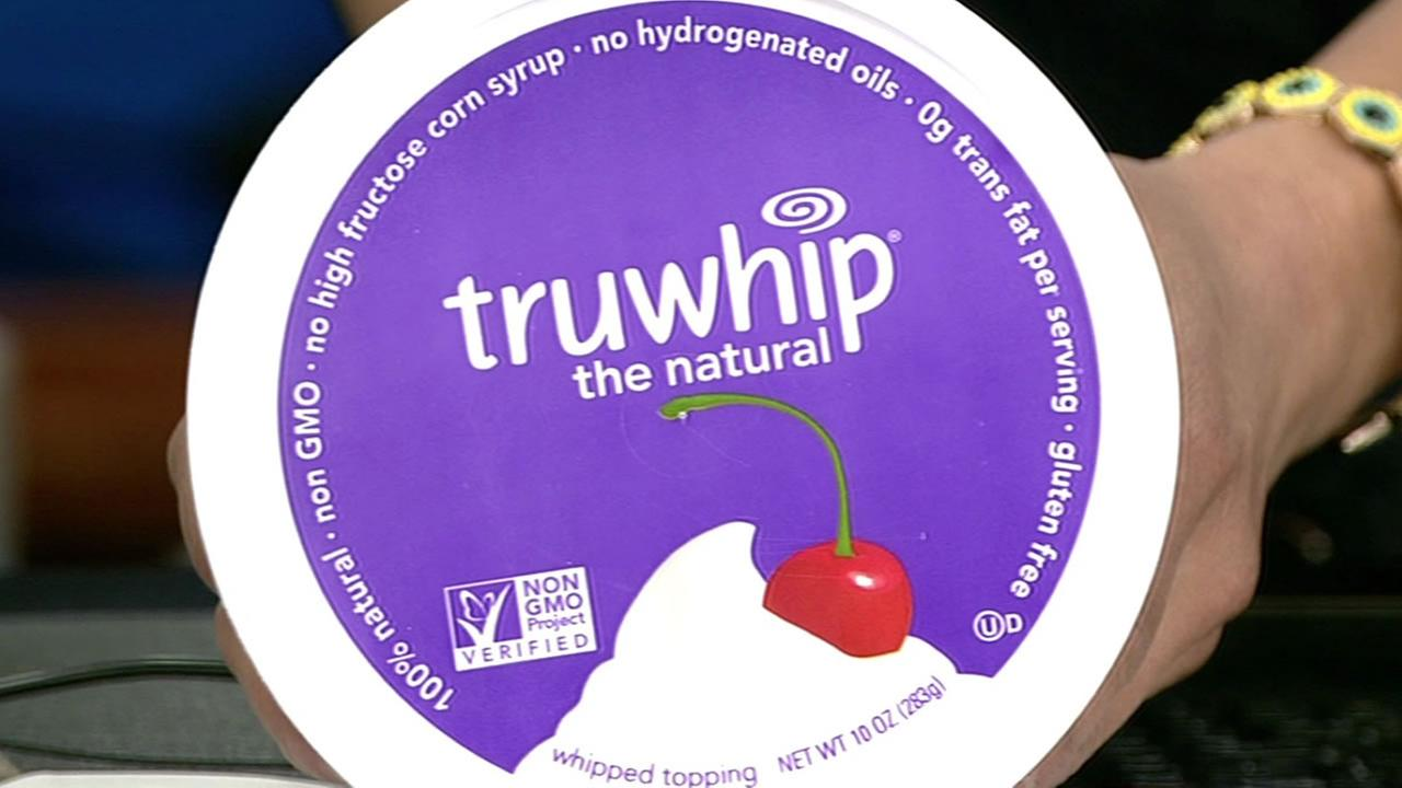 Truwhip Natural Whipped Topping