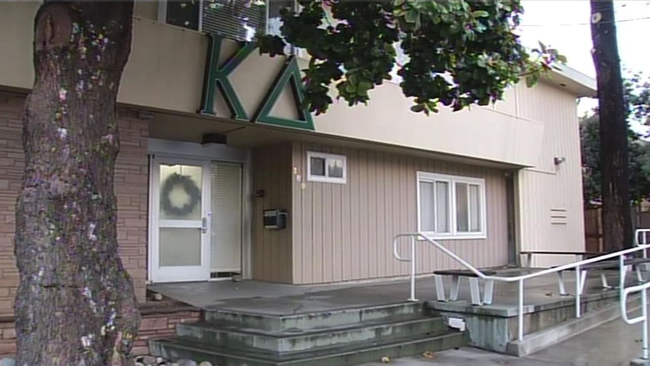 A San Jose State University sorority was broken into by a pair of prowlers January 5, 2016.