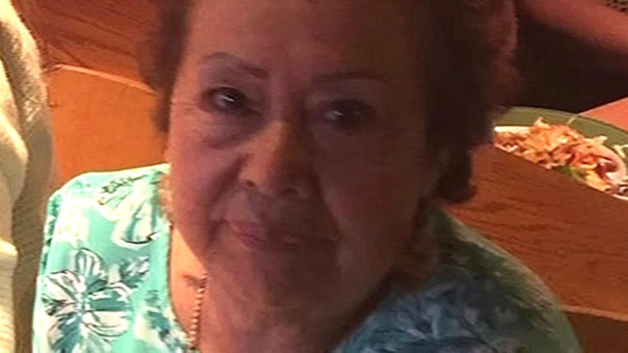 Maria Ortiz is seen in this undated image.