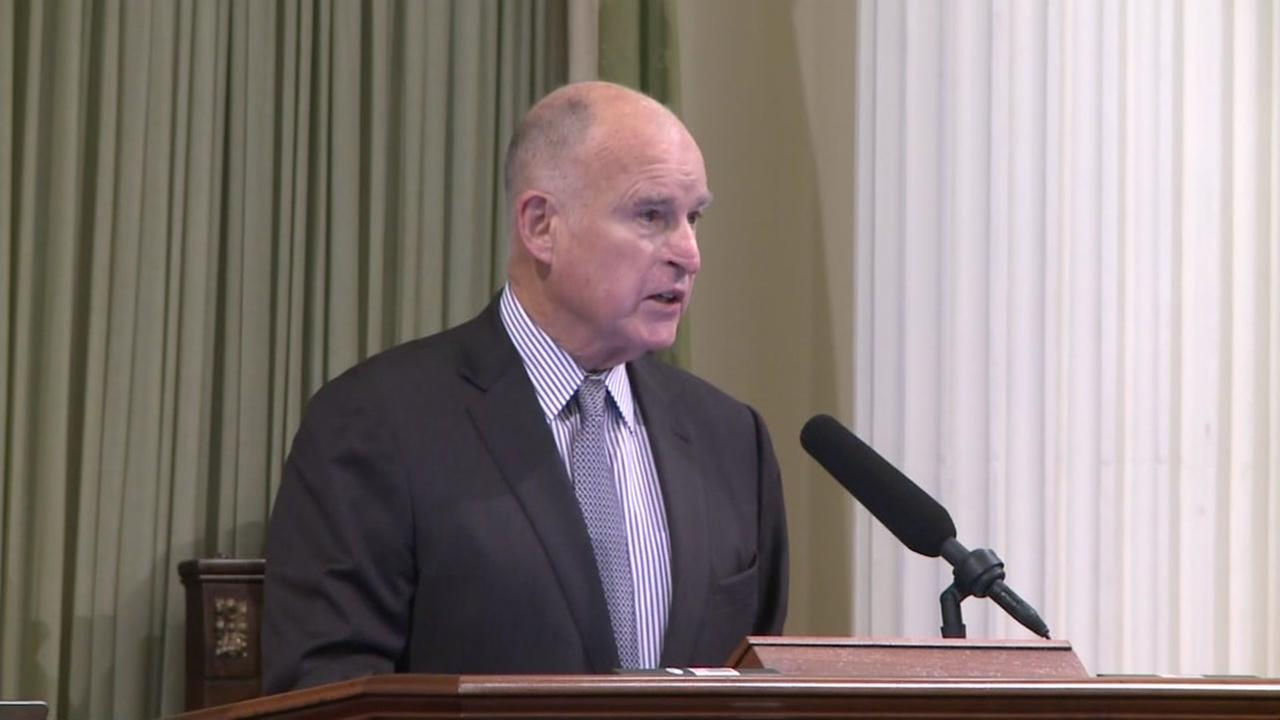 RAW VIDEO: Gov. Brown delivers the State of the State Address