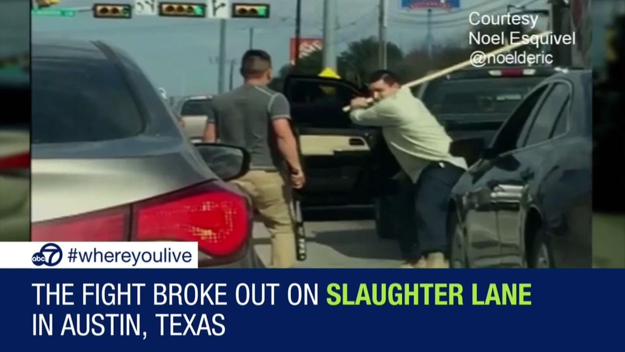 KNOW AND TELL: Insane confrontation on Texas street