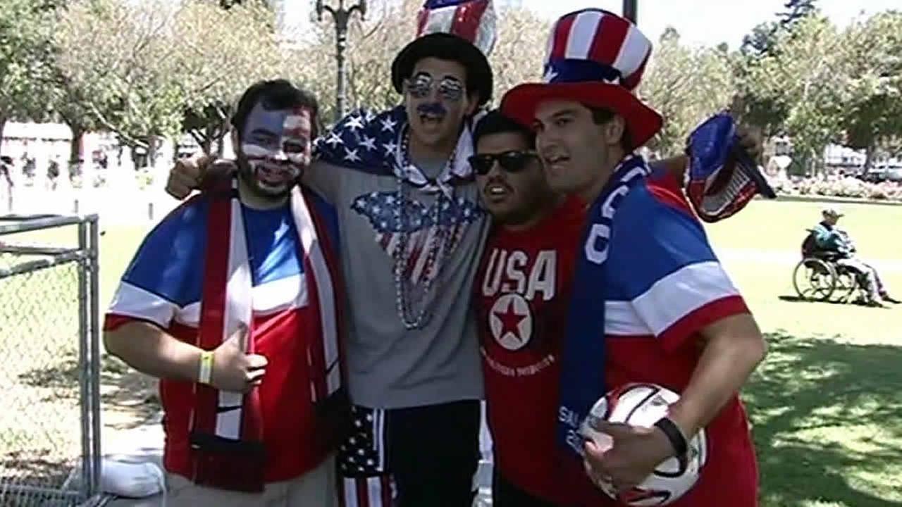 San Jose soccer fans