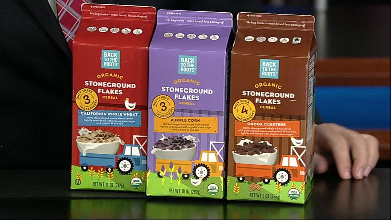 Back to the Roots Organic Stoneground Cereal