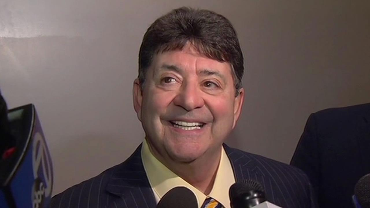 Eddie DeBartolo, Jr. elected to Pro Football Hall of Fame
