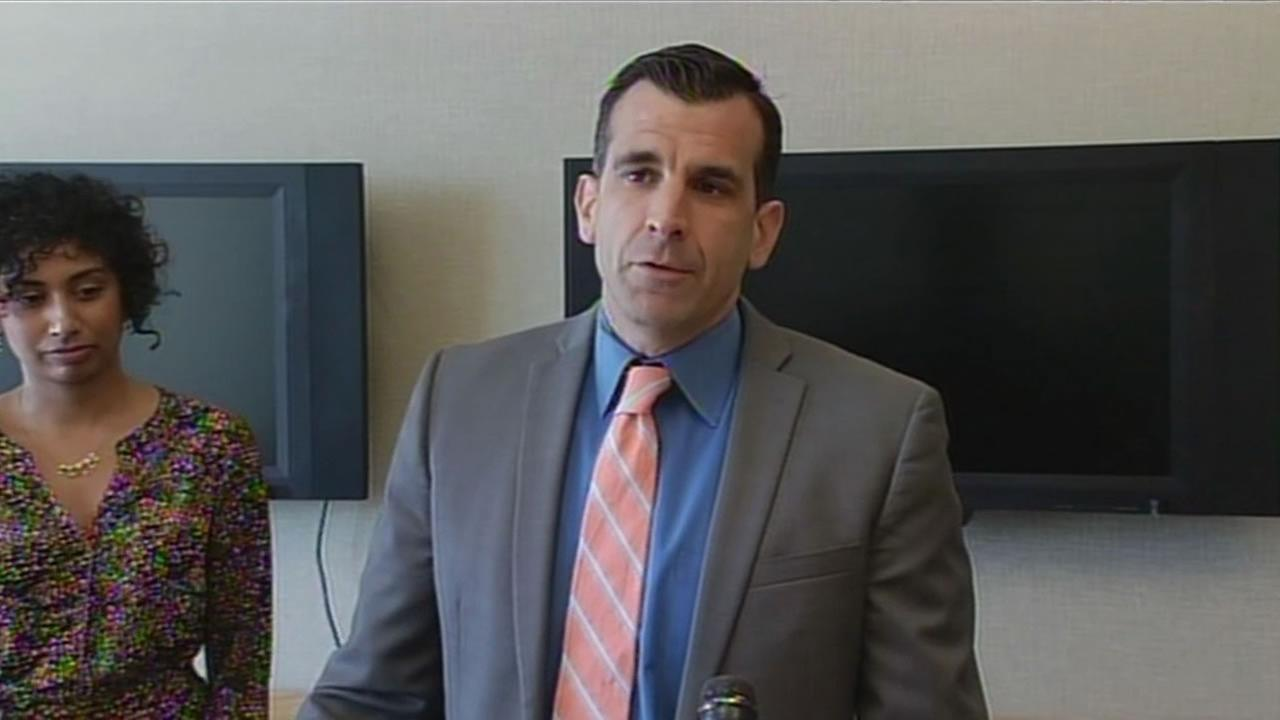 San Jose Mayor Sam Liccardo revealed his plan to turn San Jose into Americas most innovative city by 2020 March 16, 2016.