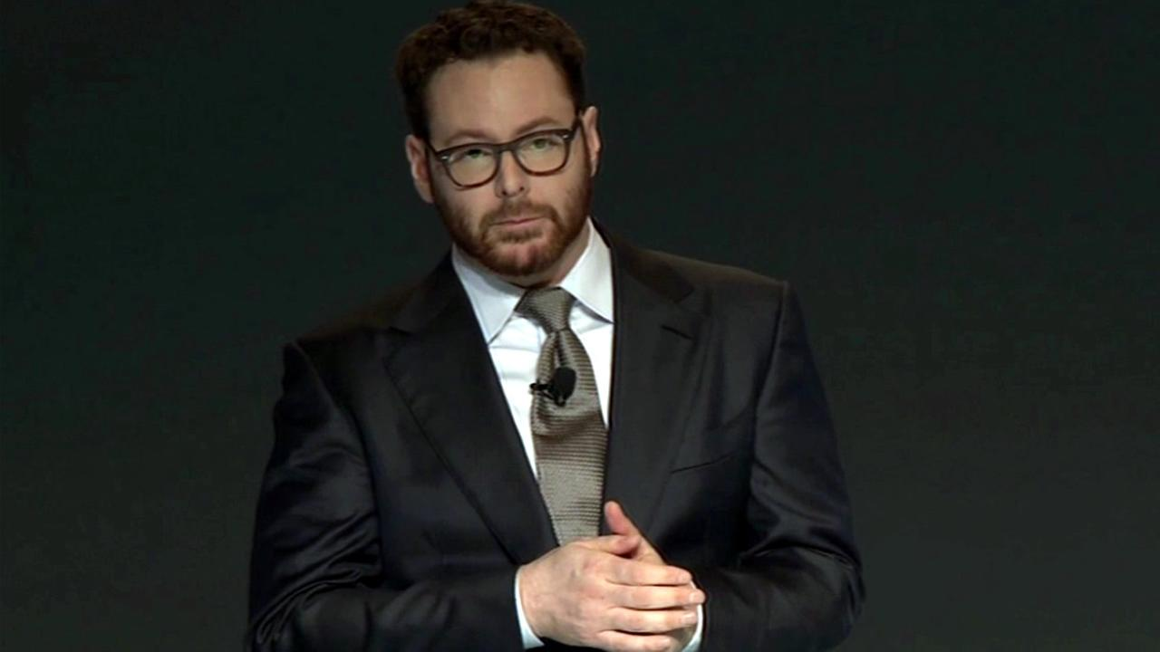 Tech mogul Sean Parker is seen in this undated image.