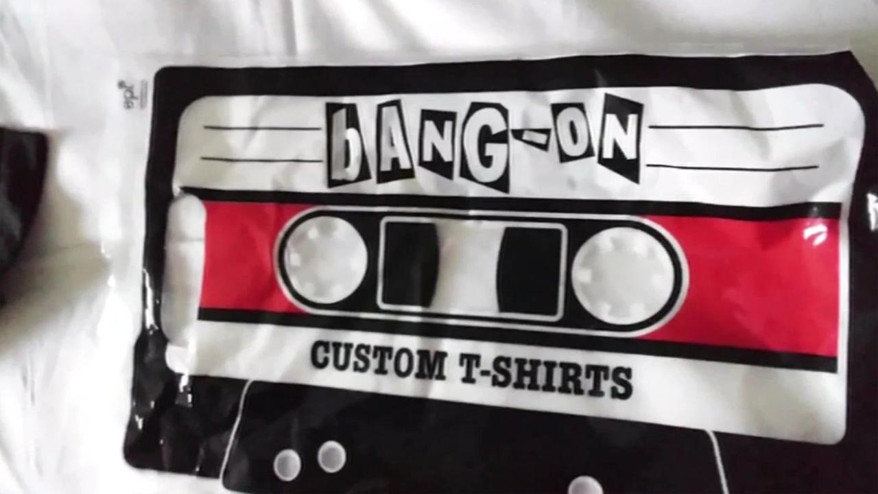 Company adds profanity to custom Donald Trump T-shirt