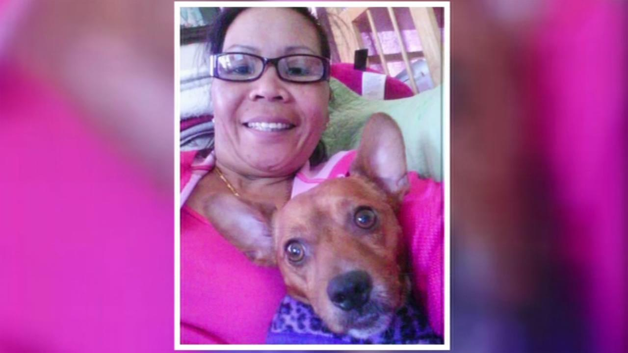 This image shows 57-year-old Elvie Babb, a kidnapping victim from Vallejo, Calif.