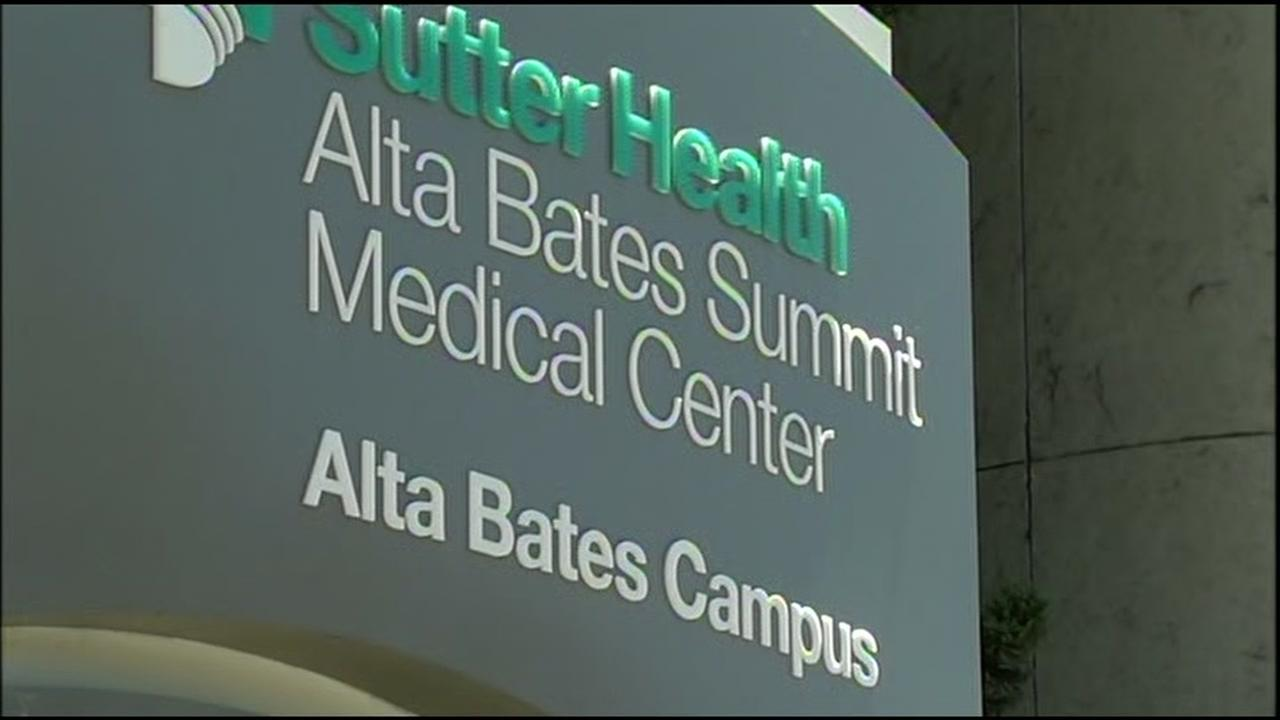 Alta Bates Summit Medical Center is seen in Berkeley, Calif. on Tuesday, July 12, 2016.