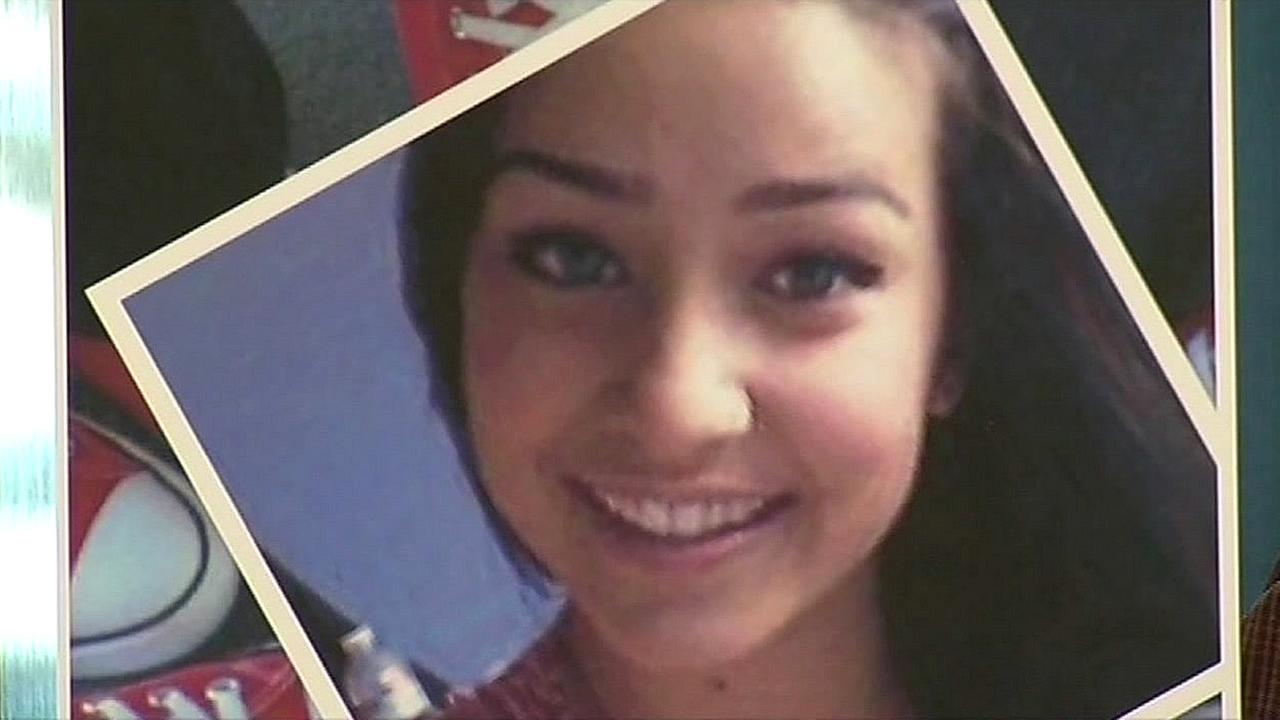 A photograph of Sierra LaMar is seen in this undated image.