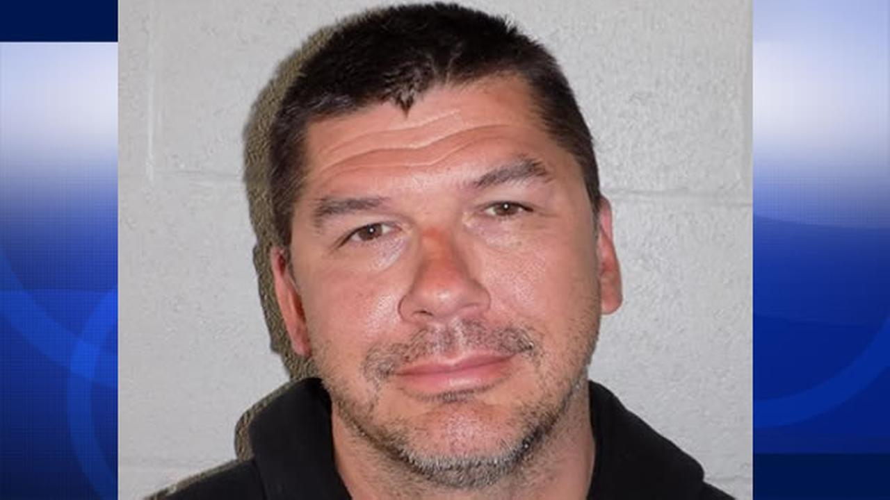 This mug shot photo of Stockton, Calif. Mayor Anthony Silva was taken after his arrest on Thursday, August 4, 2016.