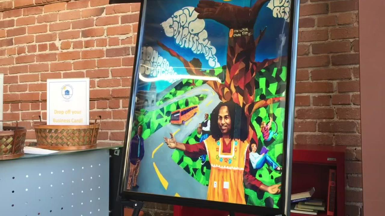 Community mural unveiled in Richmond