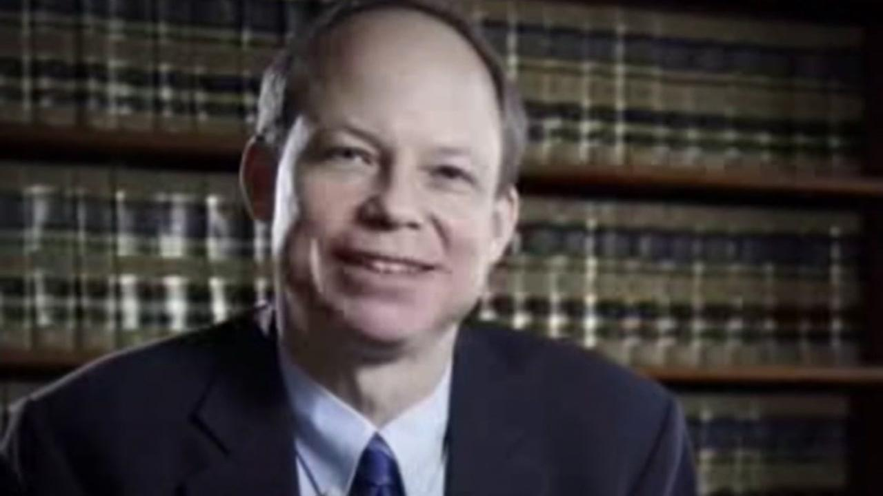 This image shows judge Aaron Persky.