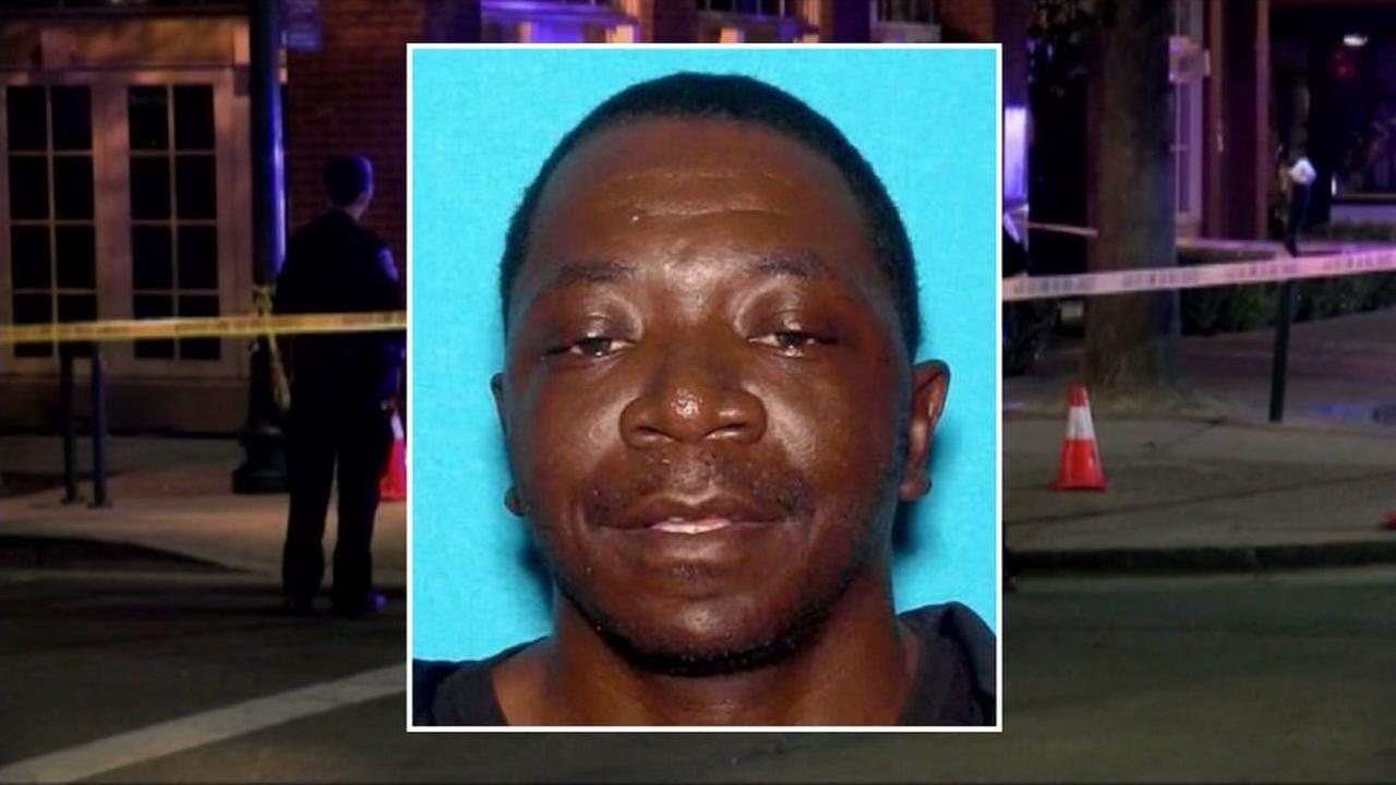 This image shows 38-year-old Courtney Brown who was shot to death outside a popular sports bar in Walnut Creek, Calif. on August 27, 2016.