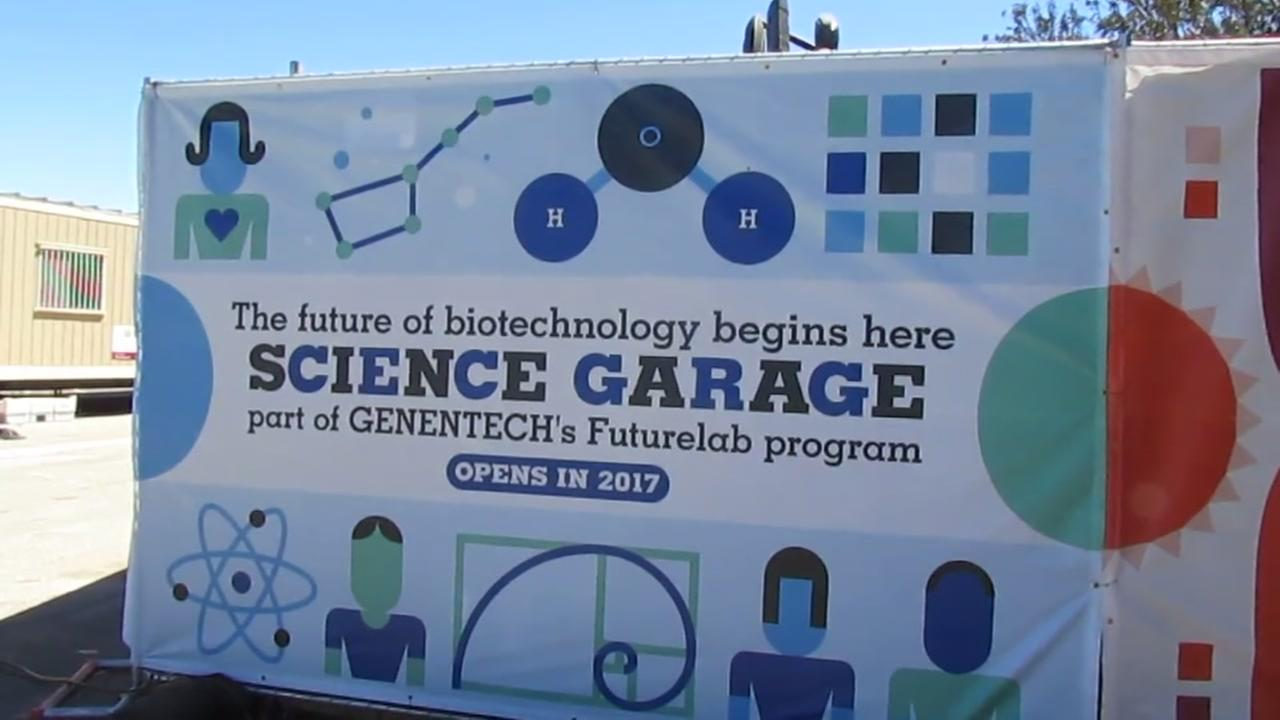 Groundbreaking held for South SF Unified?s ?Science Garage?