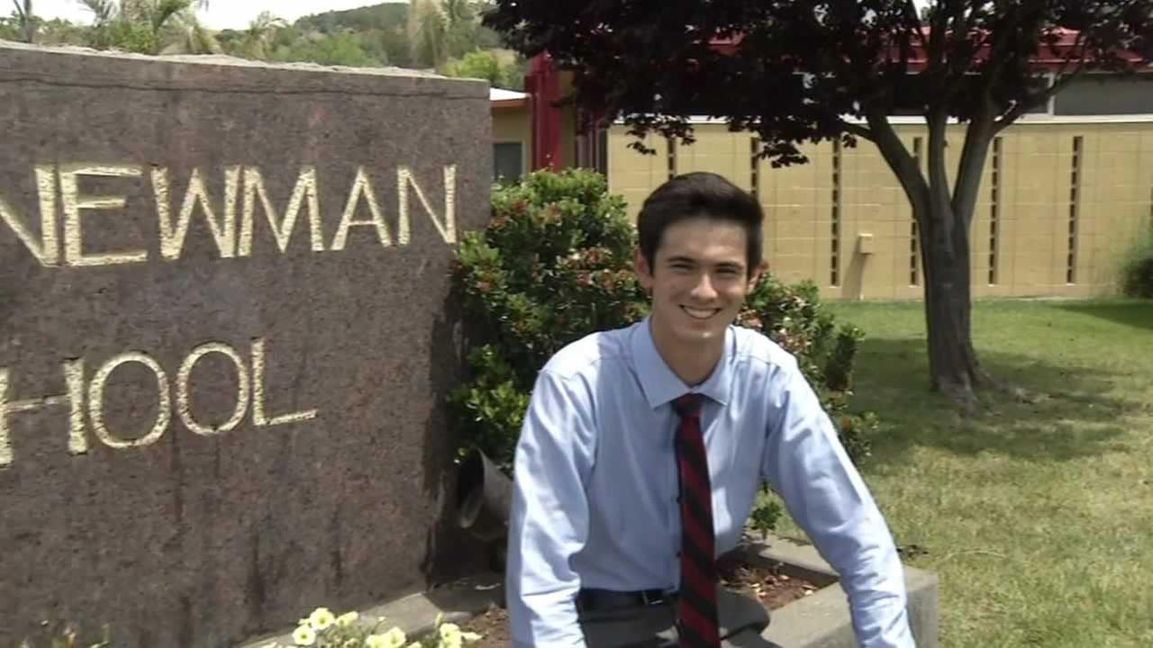 Recent Cardinal Newman High School graduate Matthew Payne is working to continue his familys legacy of helping others through health care.