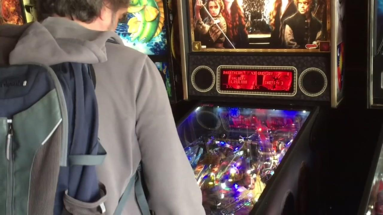 Pinball tournament held to benefit SF children?s hospital