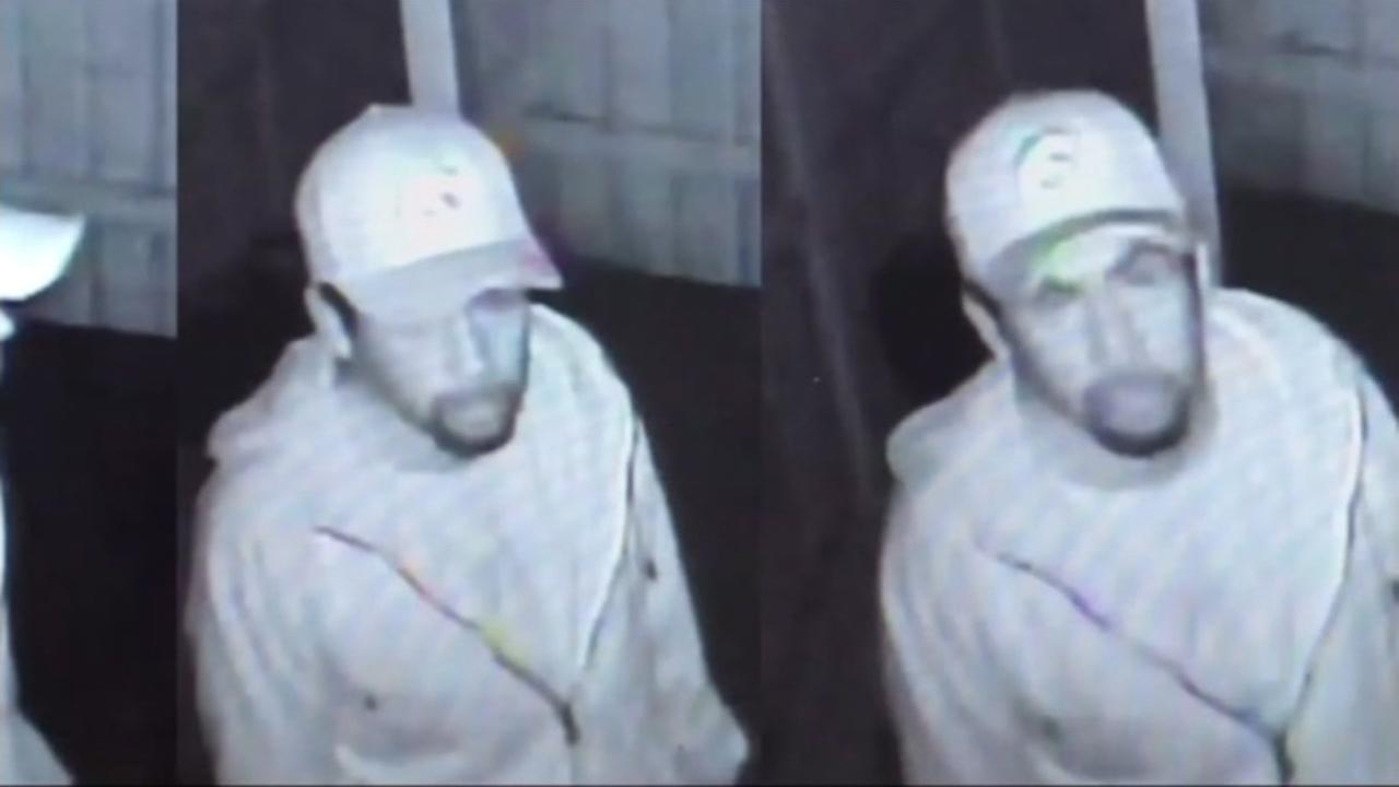 This image shows a suspect accused of breaking into a San Jose, Calif. home in June and stealing $10,000 worth of tools.