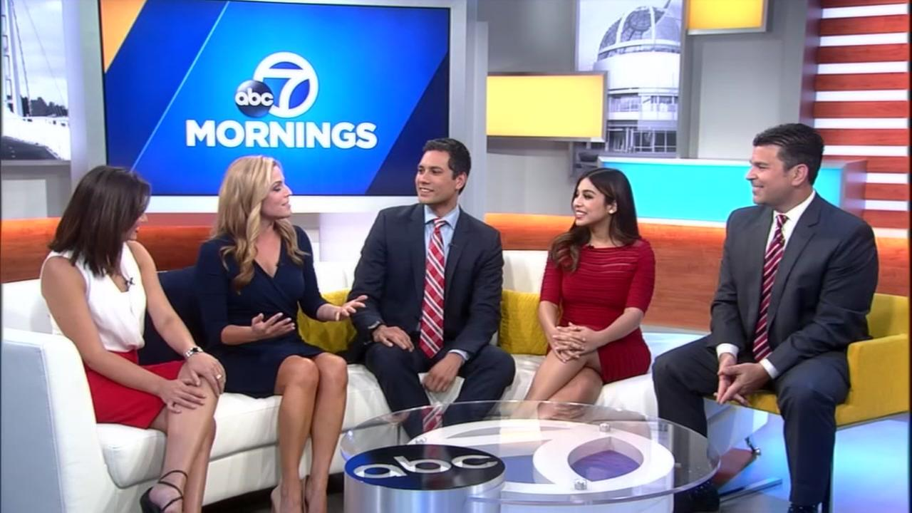meet the abc7 mornings team abc7newscom