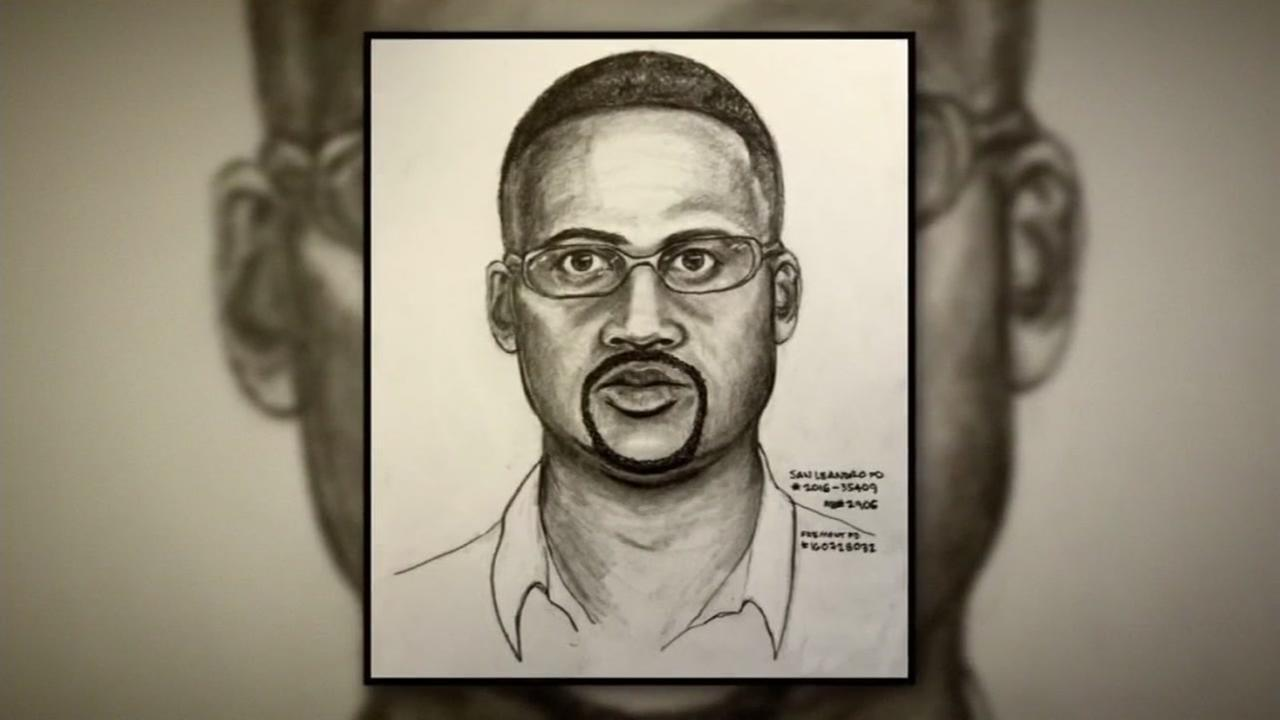 San Leandro police release a sketch of a man arrested on Spet. 20, 2016 in connection with a brazen attempted kidnapping of a San Leandro woman.
