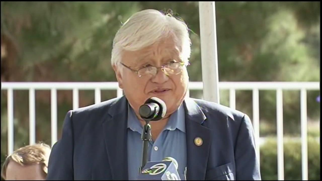 U.S. Rep. Mike Honda (D-Silicon Valley) is seen in this undated image.