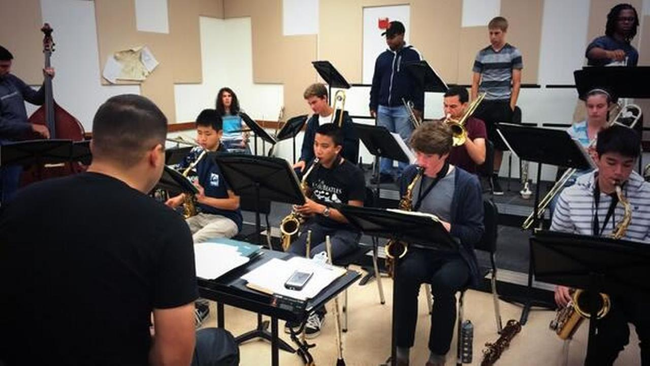 A local jazz band made up of high school students is embarking on a major tour of Europe.