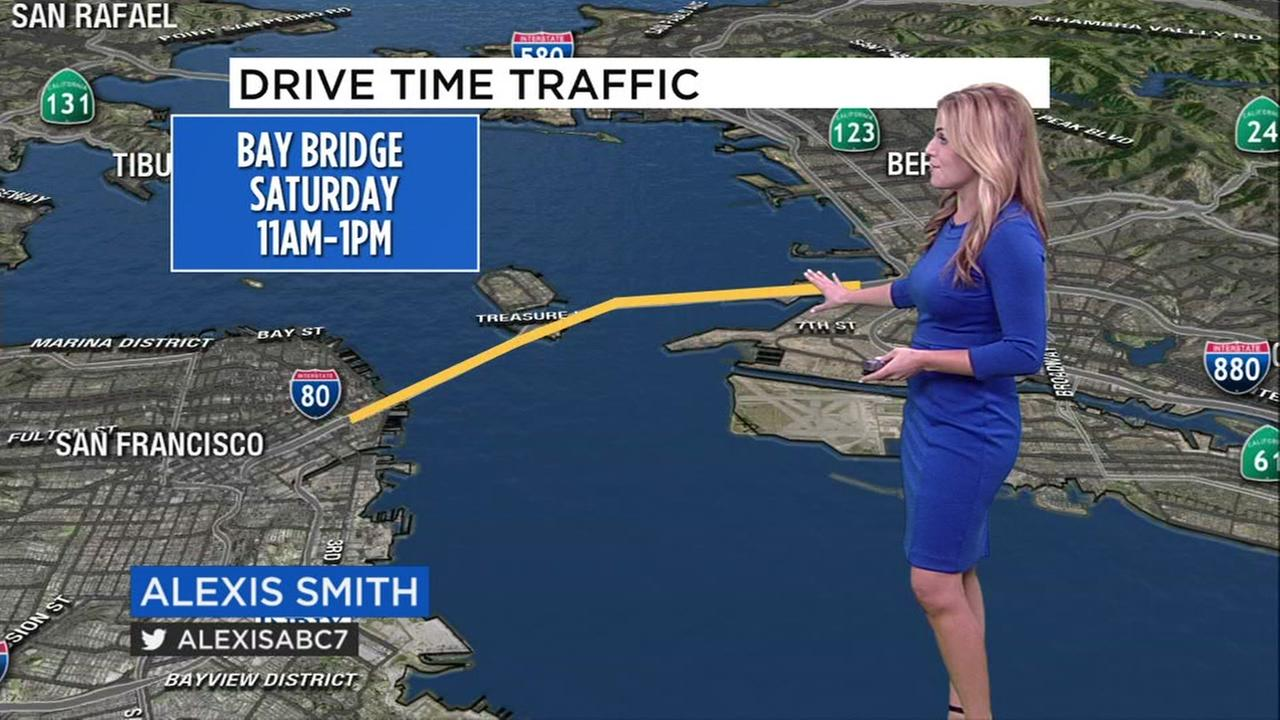Heres how this weekend?s Bay Bridge implosion will impact traffic