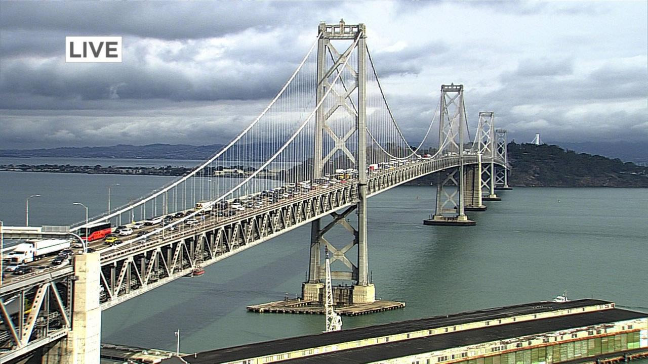 The Bay Bridge reopened Friday, Oct.28,2016 after a big-rig accident delayed and blocked traffic for over 7 hours.