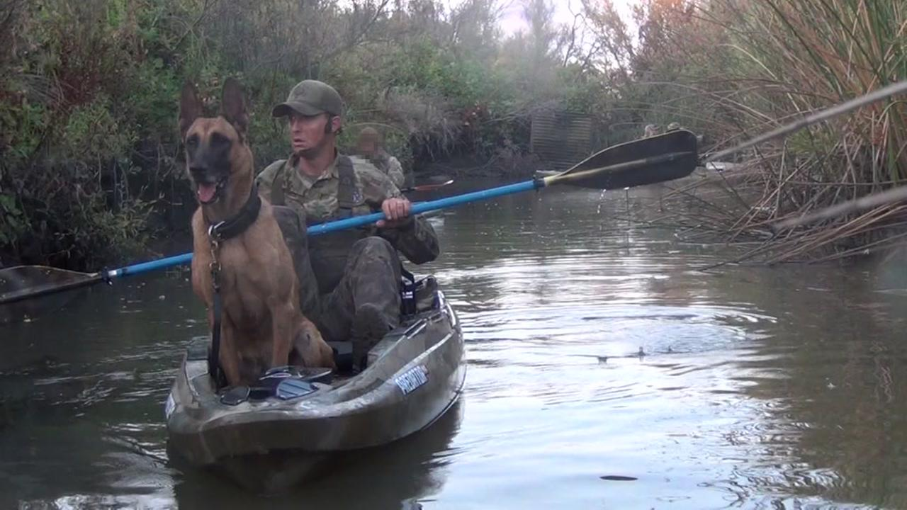 Special ops teams raid drug cartels in the Bay Area.