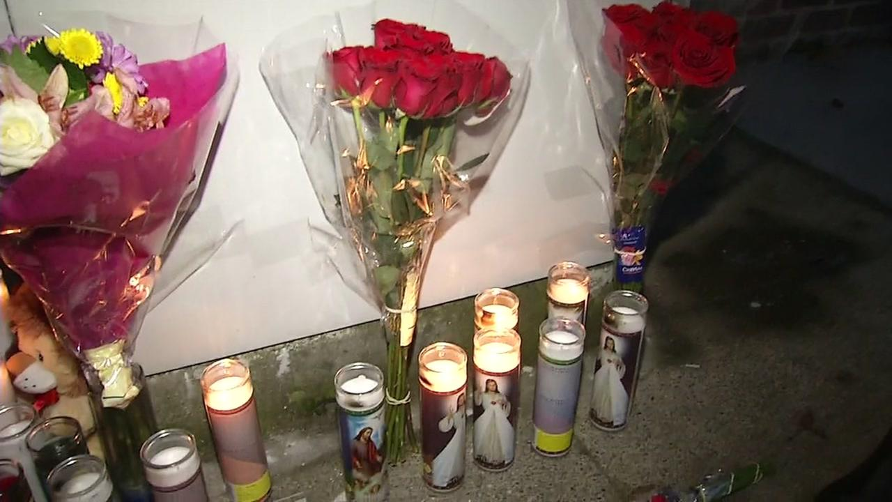 Memorial for Jermaine Jackson Jr. in San Francisco, Wednesday, November 30, 2016.