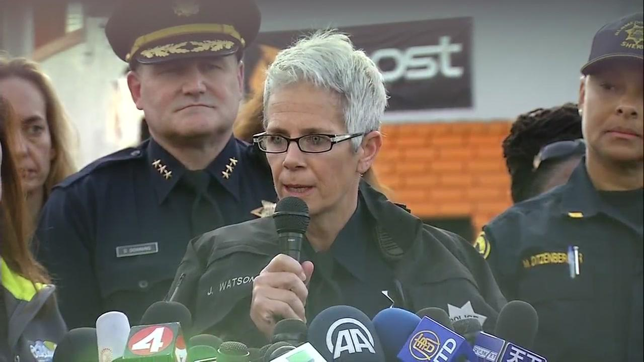FULL VIDEO: Sunday 3 PM Oakland news conference