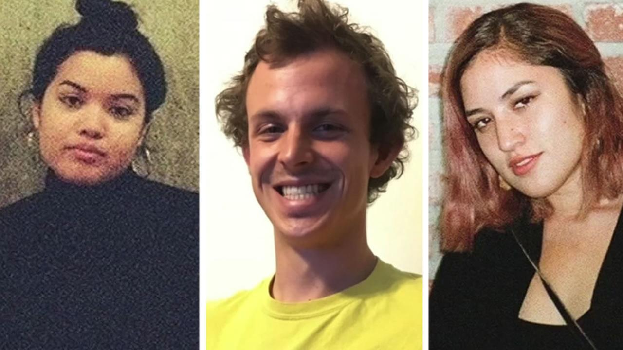 Three UC Berkeley students are among those missing after a fire broke out at the Ghost Ship warehouse in Oakland, Calif. on Friday, December 2, 2016.