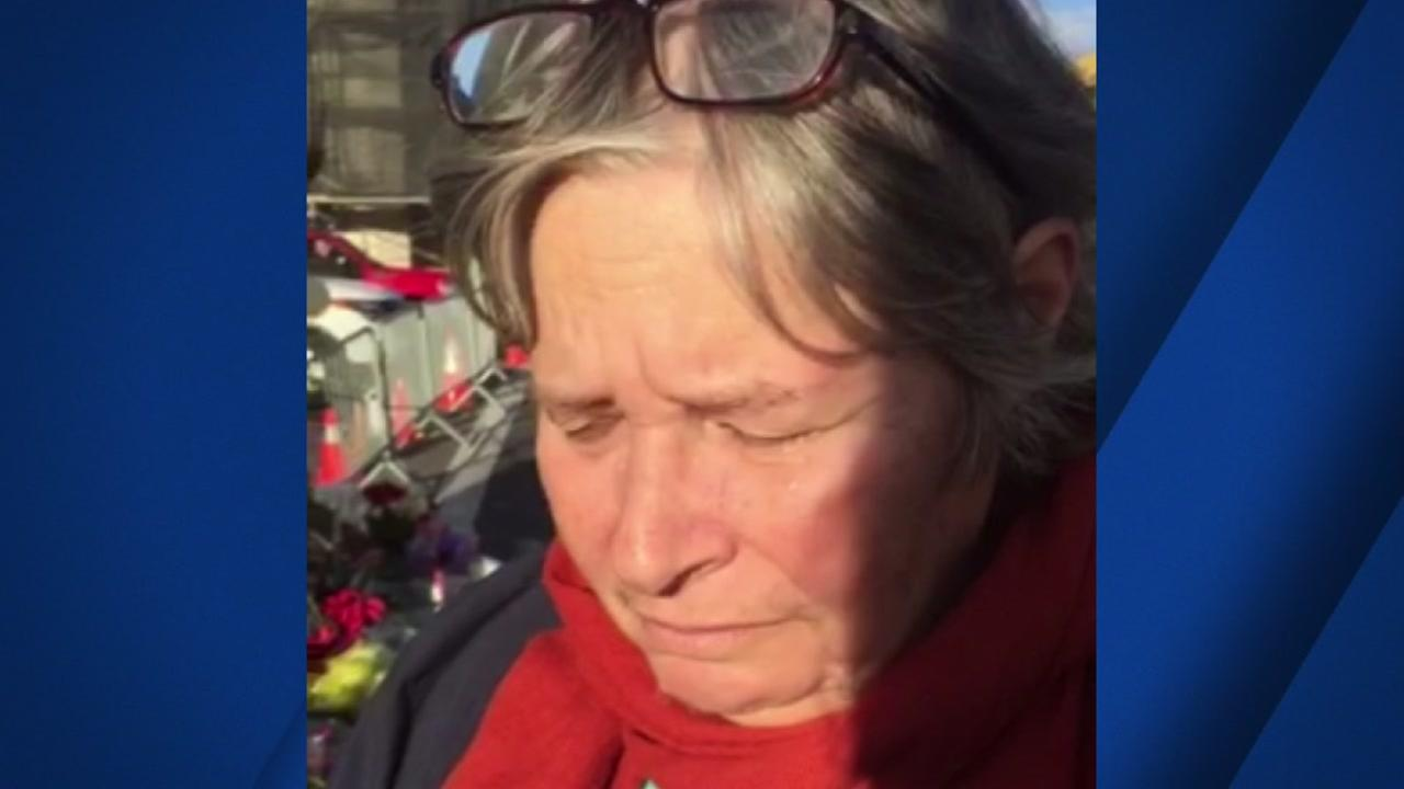 Oakland woman visits Ghost Ship memorial: Your lives meant something