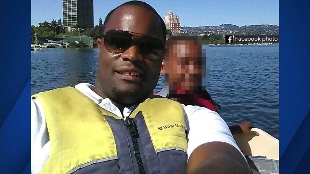 Tyrone Griffin is seen in Oakland, Calif. in this undated image.